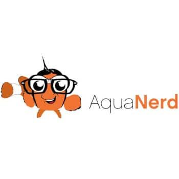 Aqua Nerd Logo