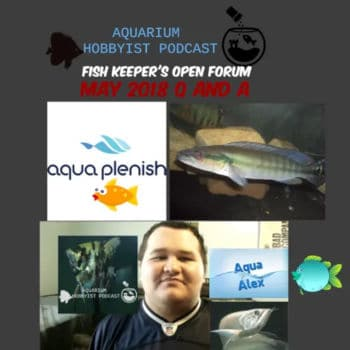 Aquarium Hobbyist Podcast by Aqua Alex