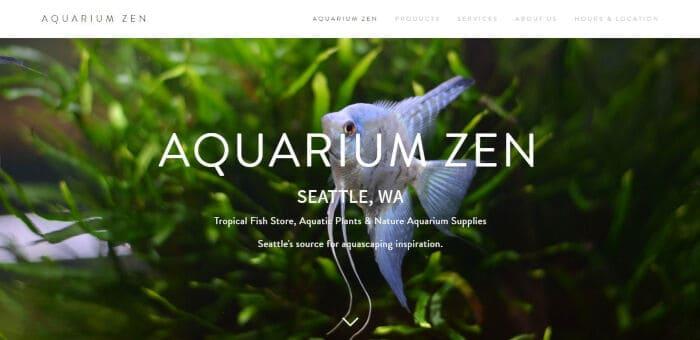 Aquarium Zen
