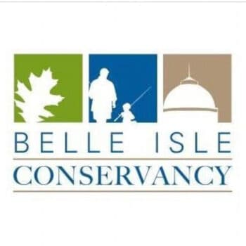 Belle Isle Conservancy Logo