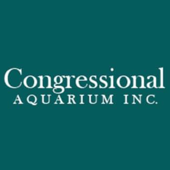 Congressional Aquarium Logo