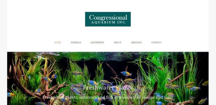 Congressional Aquarium