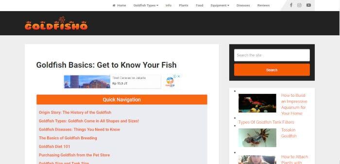 Goldfisho