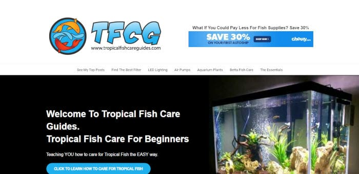 Tropical Fish Care Guides